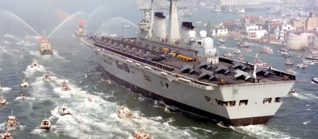 The Long Shadow of the Falklands War