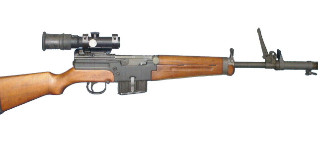 The MAS-49 Was the Foreign Legion's Favorite Rifle