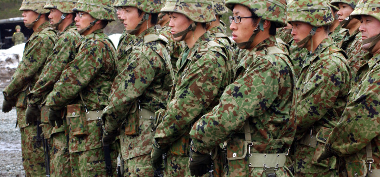 Under Food Nerds' Watchful Gaze, Japan Attempts a Combat Rations Makeover