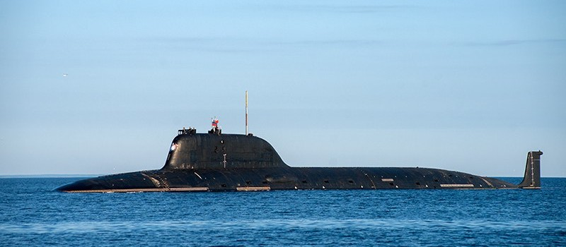 Russia's Next Submarine Could Be Much Stealthier