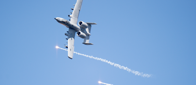 A Fitting Tribute to the Father of the A-10