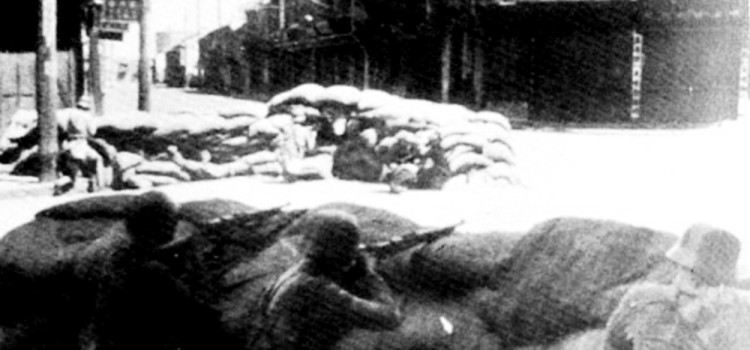 The 1937 Battle of Shanghai Was Asia's Stalingrad