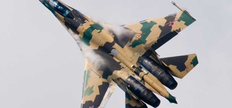Russia's Air War in Syria Isn't Over