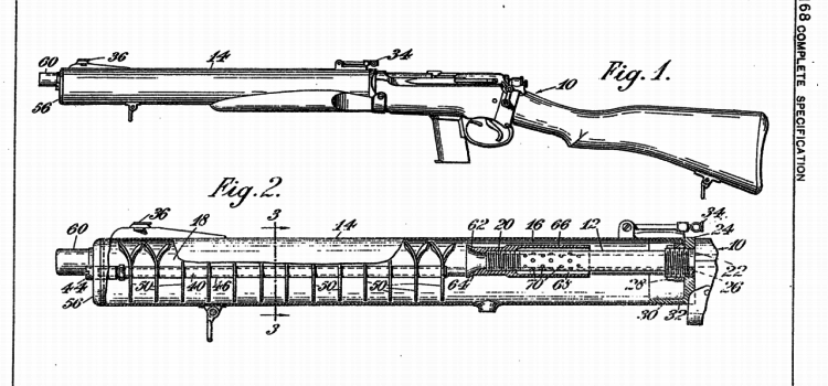 The De Lisle Silenced Commando Carbine Was a Very Rare Weapon