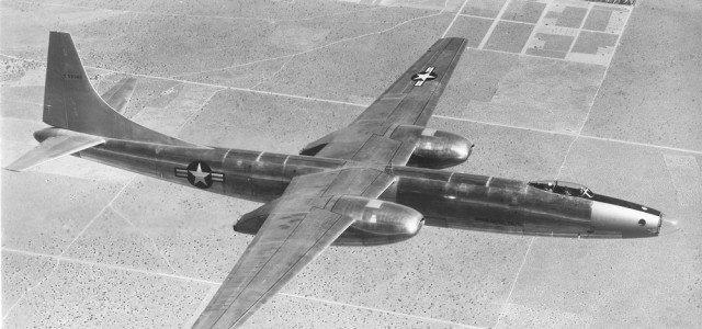 The XB-46 Was America's Most Beautiful Bomber