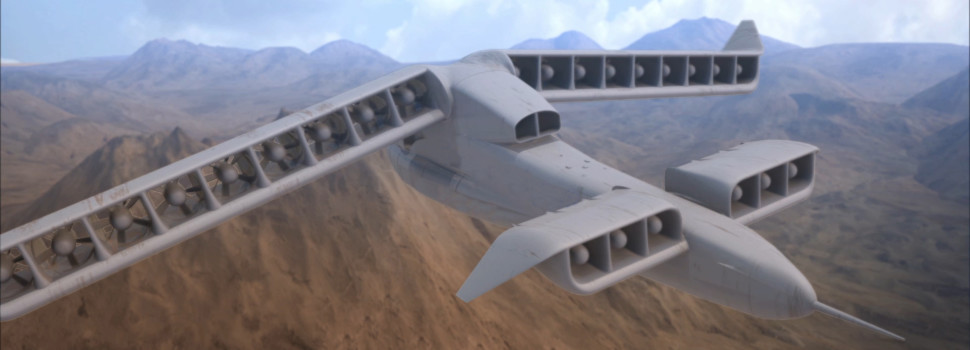 How to Make a Vertical-Takeoff Plane That Doesn't Suck