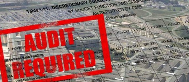 When Will We Finally Audit the Pentagon?