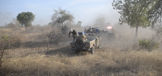 Sudan Militants Clash in the Fighting Season's Biggest Battles Yet
