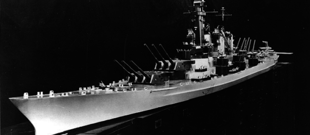 America's Super Battleships That Never Were