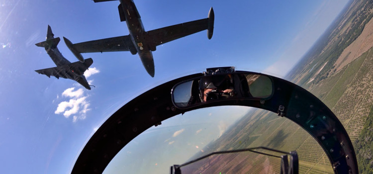 Check It Out — The Private Air Force Helping to Train American Fighter Pilots
