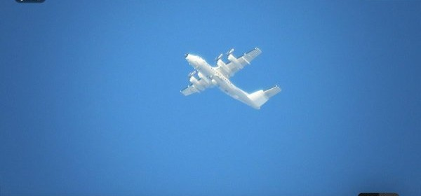 What's This Apparent U.S. Army Spy Plane Flying Over Libya?