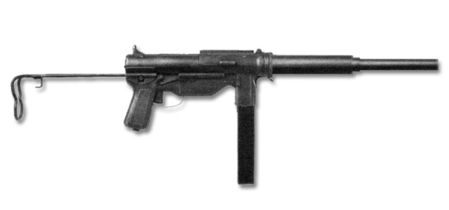 The Suppressed M3 Was America's Quiet Commando Submachine Gun