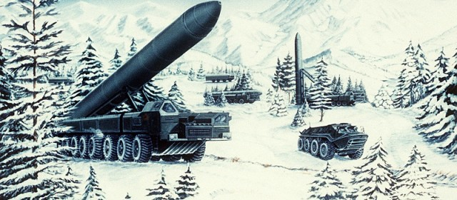 God No, America Does Not Need Mobile Nuclear Missile Launchers