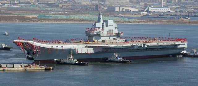 The Real Reason the World Should Pay Attention to China's Aircraft Carrier Fleet