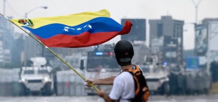 As Venezuela crisis deepens, military leaders say 'all options are on the table'