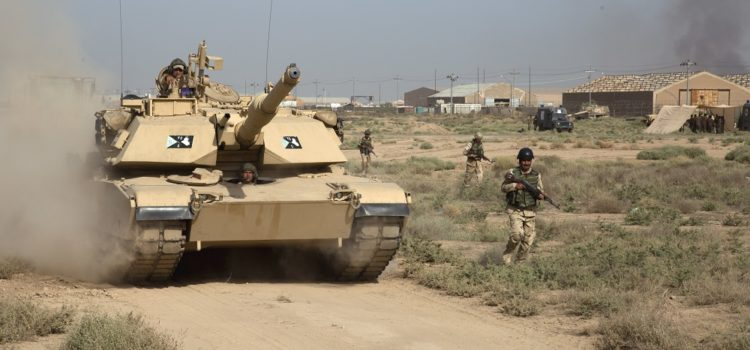 The West Sold Tanks to the Middle East, And Now It's Frustrated