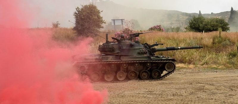 Turkey Eyes a Military Incursion Into Iraq