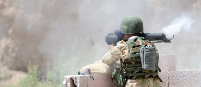 Foreign Advisers Are Turning Kurdish Soldiers Into Professionals