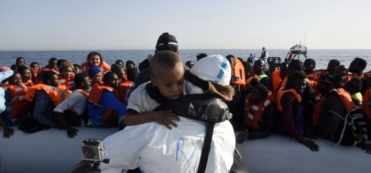 Trauma Inflicted on Child Refugees Threatens the Planet's Future