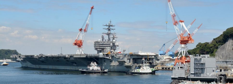 China Can Blast Almost Every U.S. Warship Docked in Japan With Ballistic Missiles