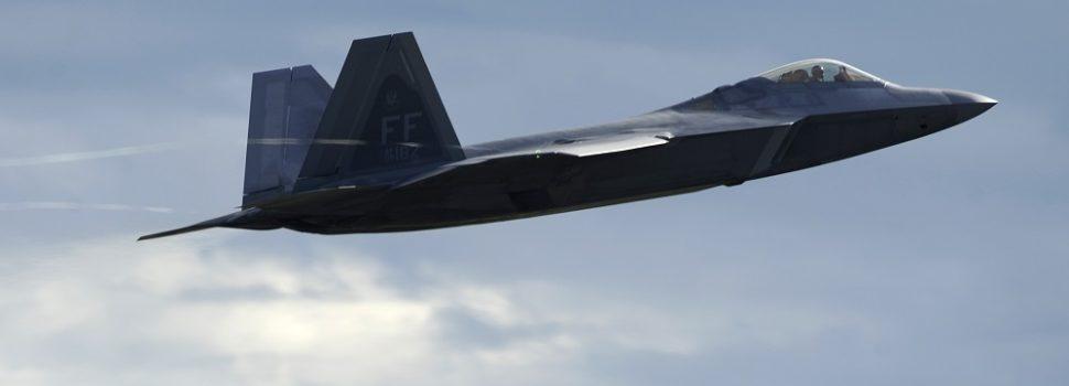 F-22s Will Soon Be Able to Kill Enemy Fighters From 50-Percent Farther