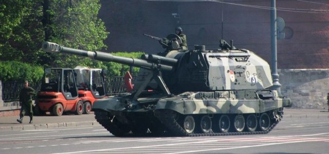 The Russian Army Still Loves Its Artillery