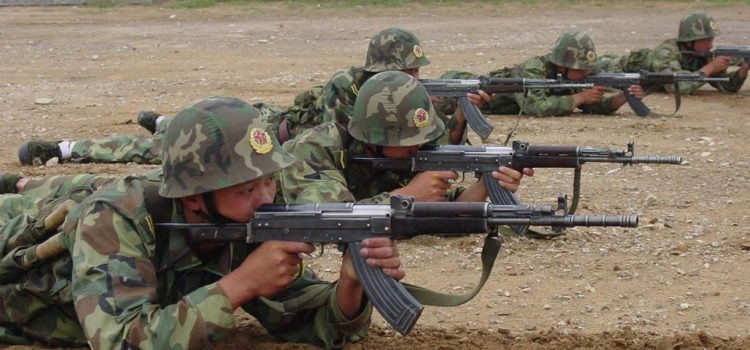 The Type 81 Is China's Unique AK-47 Hybrid