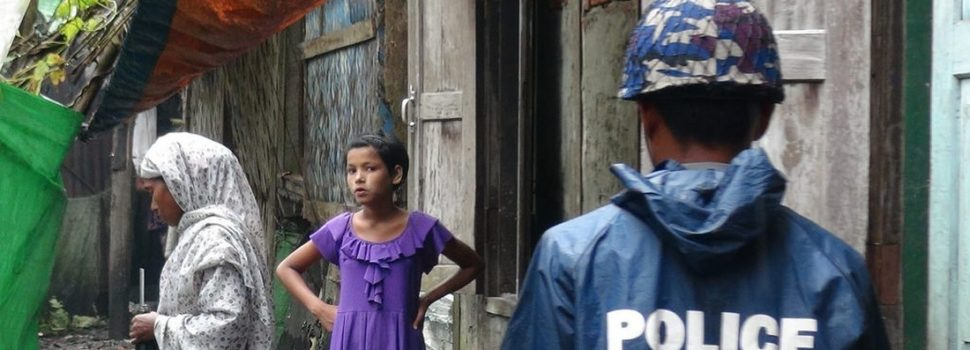 Burma's Slaughter of the Rohingya Follows a Bloody Pattern