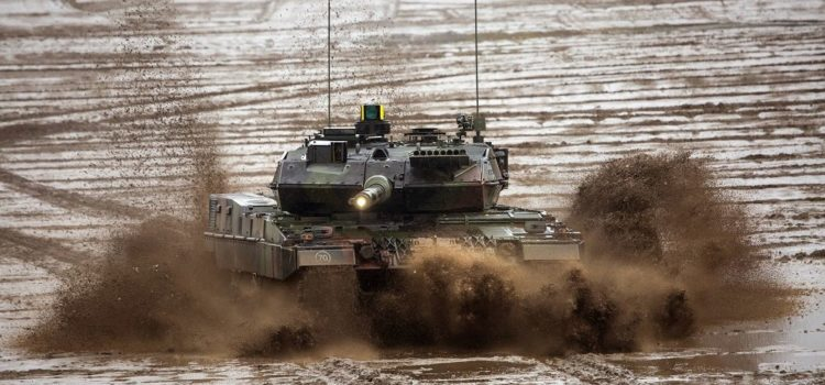 Germany Still Loves Its Leopard Tanks