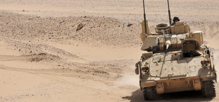 Finally, the Bradley Fighting Vehicle Is Getting Some High-Tech Gear