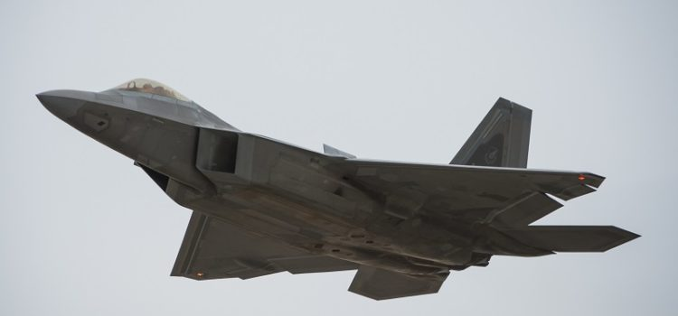 How F-22 Raptors Match Up to Russian Air Defenses in Syria