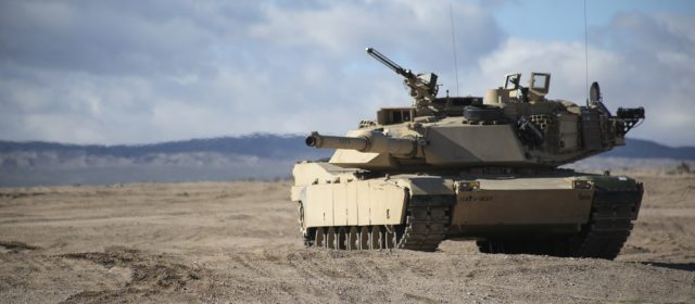 The U.S. Army Wants Its Next Tank to Be a Drone Commander