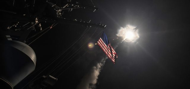 Trump's Syria Strike Fell Short