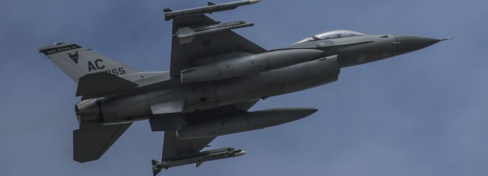 Why an Indian F-16 Fighting Falcon Will Be Such a Big Deal