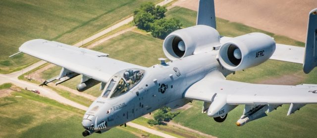 Why the A-10 Warthog Remains King of Close Air Support
