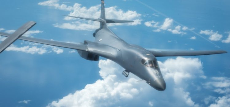 B-1 Bombers Stay Busy—Flying Record Numbers of Missions