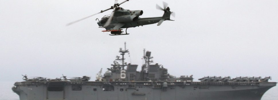 The Navy's New Mini-Carriers Balance Air Power and Beach Assaults