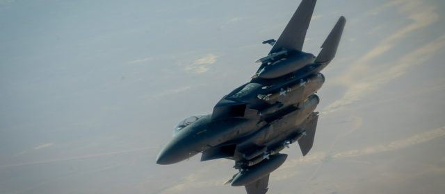 US forces conduct first airstrike on Taliban since new peace deal