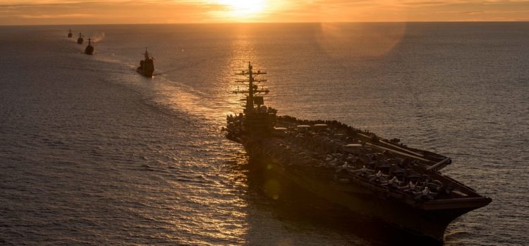 No More! It's Time to Retire the Carrier Strike Group