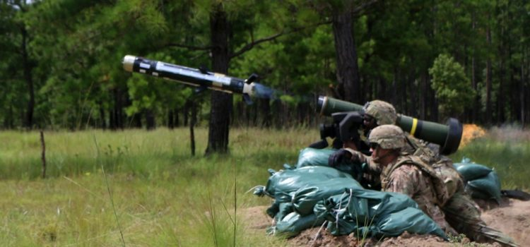 Ukraine's Getting American Anti-Tank Missiles