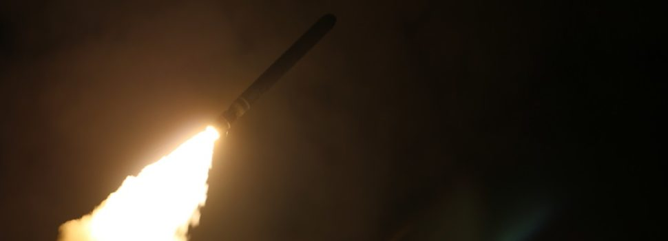 Nothing Can Stop a Swarm of Cruise Missiles