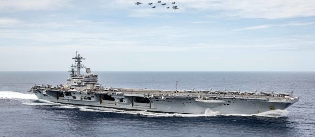 Jim Mattis Is Pushing the U.S. Navy to Act Unpredictably
