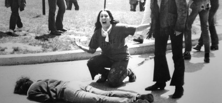 The Roots of American Political Violence