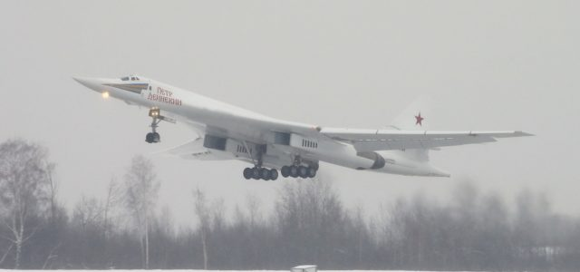 Russia Puts the World's Biggest Bomber Back Into Production