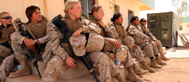 Dated U.S. Army Manual Tells Female Troops to 'Guard Against Rape'