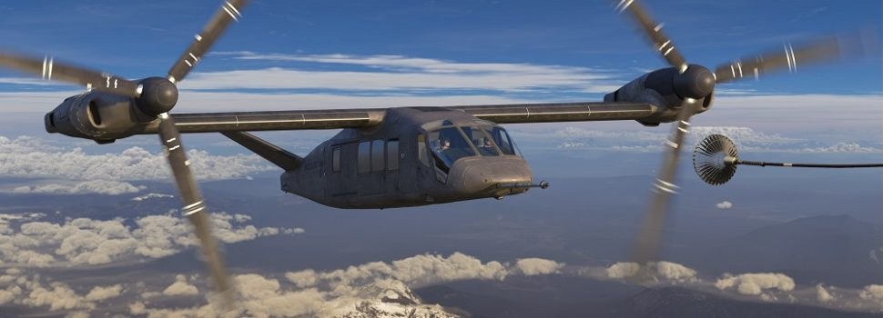 The U.S. Army Tests Its New 'Stealth' Helicopter for the 2030s