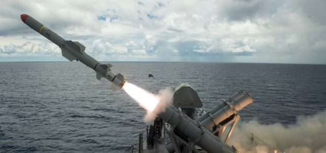The U.S. Navy Is Re-Arming for Surface Warfare