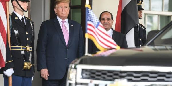 White House sees Egyptian energy forum as a 'roadmap to Middle East peace'