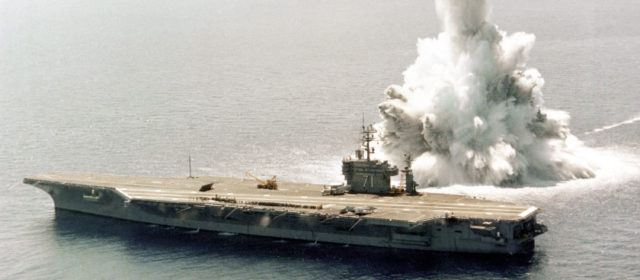 The U.S. Navy Wants to Deploy Its New Flattop Without Vital Testing
