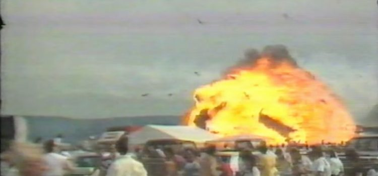 In 1988, a Horrific Crash Changed Air Shows Forever